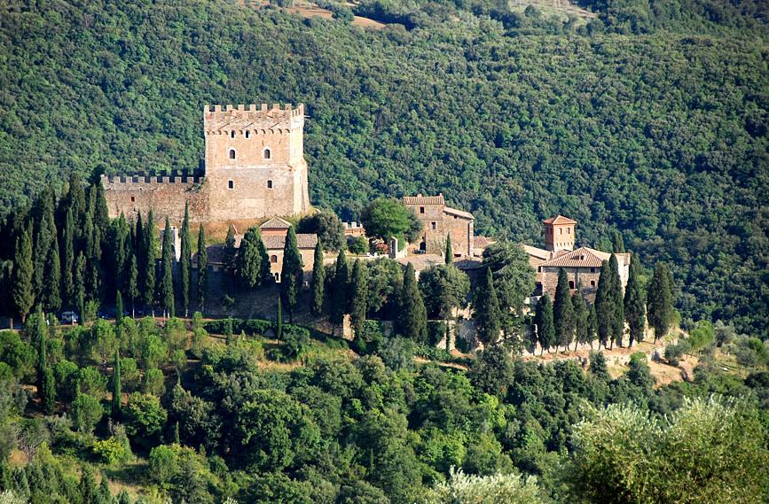 Bagno Vignoni and the Val d\'Orcia Castles | Bruno photo tours