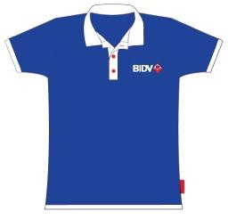 áo thun bidv