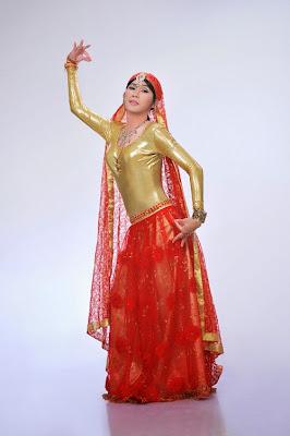 Công chúa Ấn Độ Hoài Linh