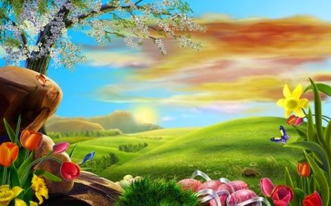 короткие стихи о весне