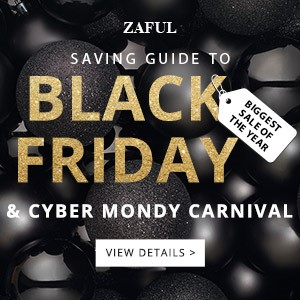 ZAFUL BLACK FRIDAY