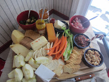 Wine and Cheese Platter Ina Garten