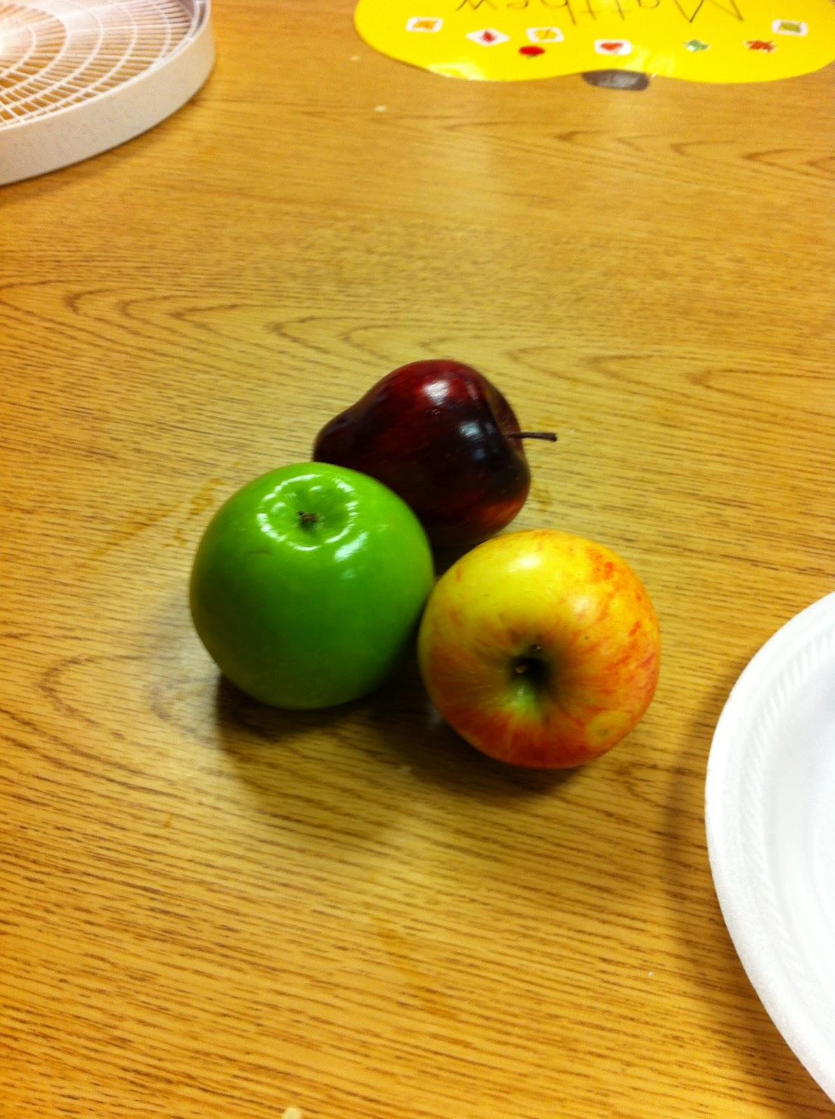 Caffine in apples