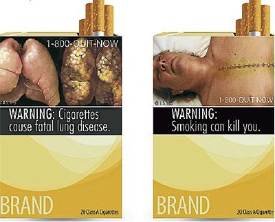 Pelbagai amaran diletakkan di kotak rokok, namun tidak menghalang jumlah perokok yang kian bertambah.