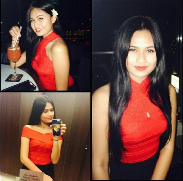Gambar Hot Syasya Mahmud Ratu Selfie Instagram Hantar Mesej Pelik Kepada KJ