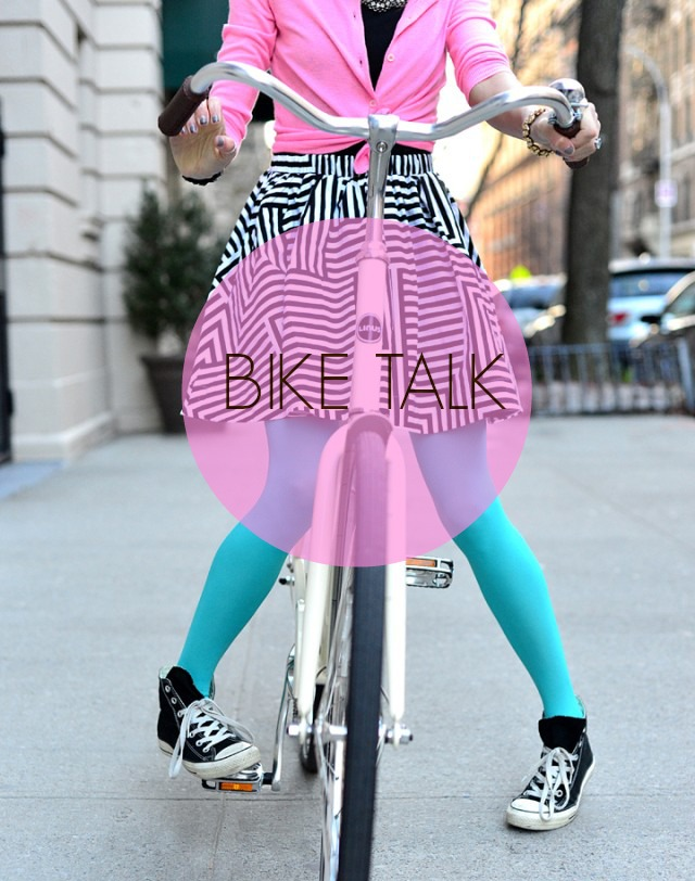 Bike Talk: Bicycles and Embracing My Inner Quirky Girl