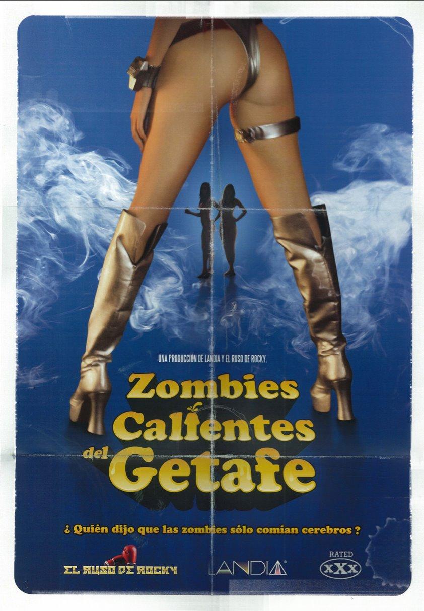 zombies, calientes, getafe c.f.