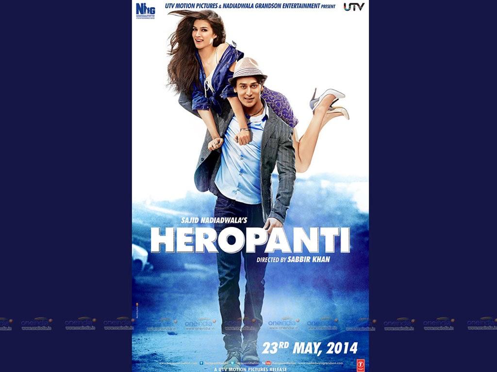 movie heropanti songs free download