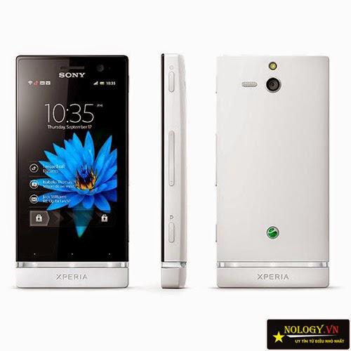 Điện thoại Sony Xperia U-ST25i cũ