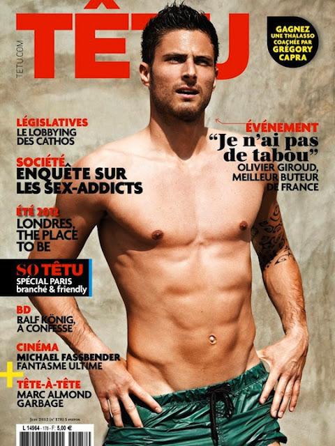 Body Atlite Olivier Giroud