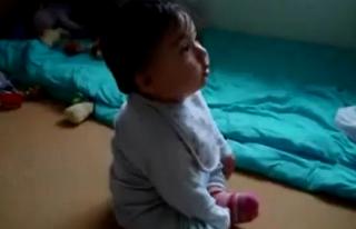 فيديو - خشوع طفل من كلام الله عز وجل
