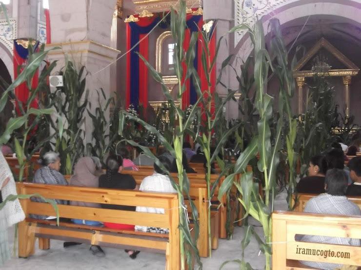 Iglesia San Jeronimo Iramuco GTO
