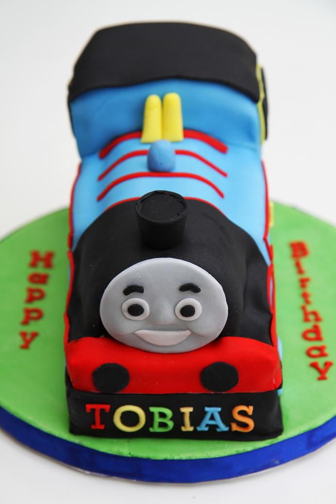 Gourmet Baking Tobys 3rd Birthday Part Ii Thomas The Tank Engine
