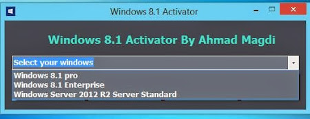 Windows 8.1 Activator (2013) Full Version Free Download With Keygen Crack Licensed File