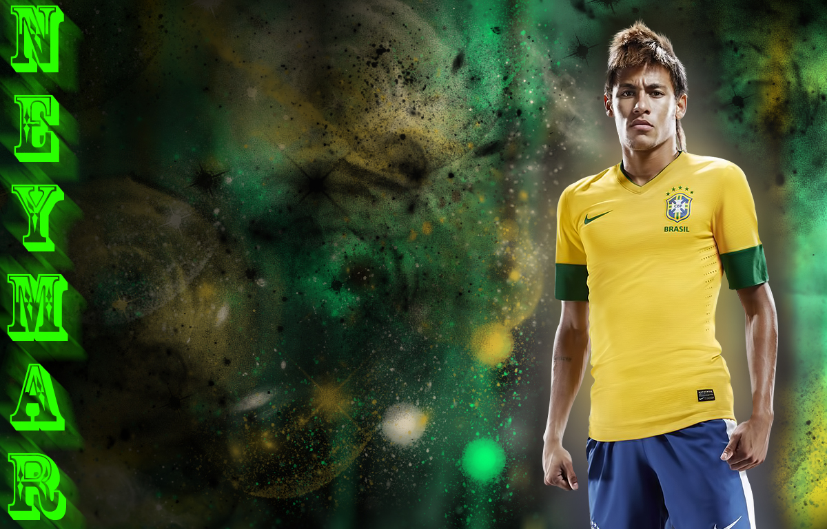 Neymar da silva 2013 wallpapers all about football