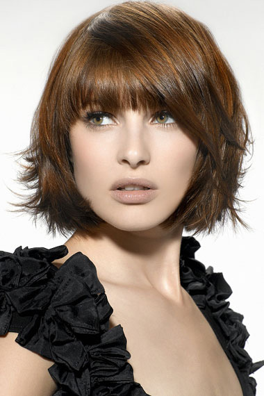 Hairstyles For Thin Hair Medium Length