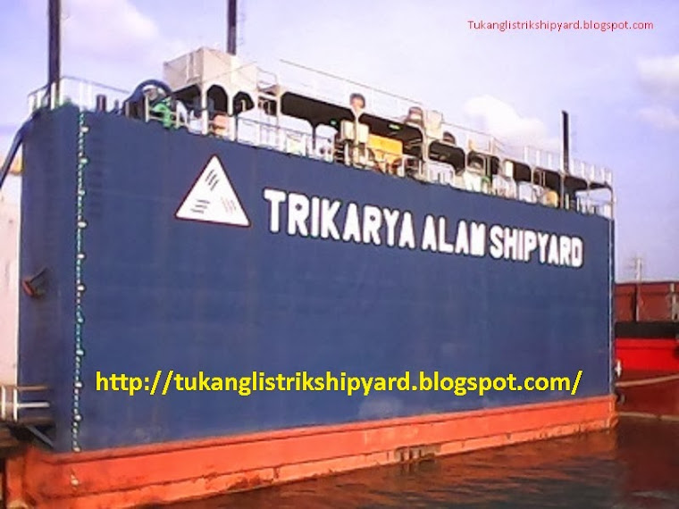 Listrik Galangan Kapal/Shipyard