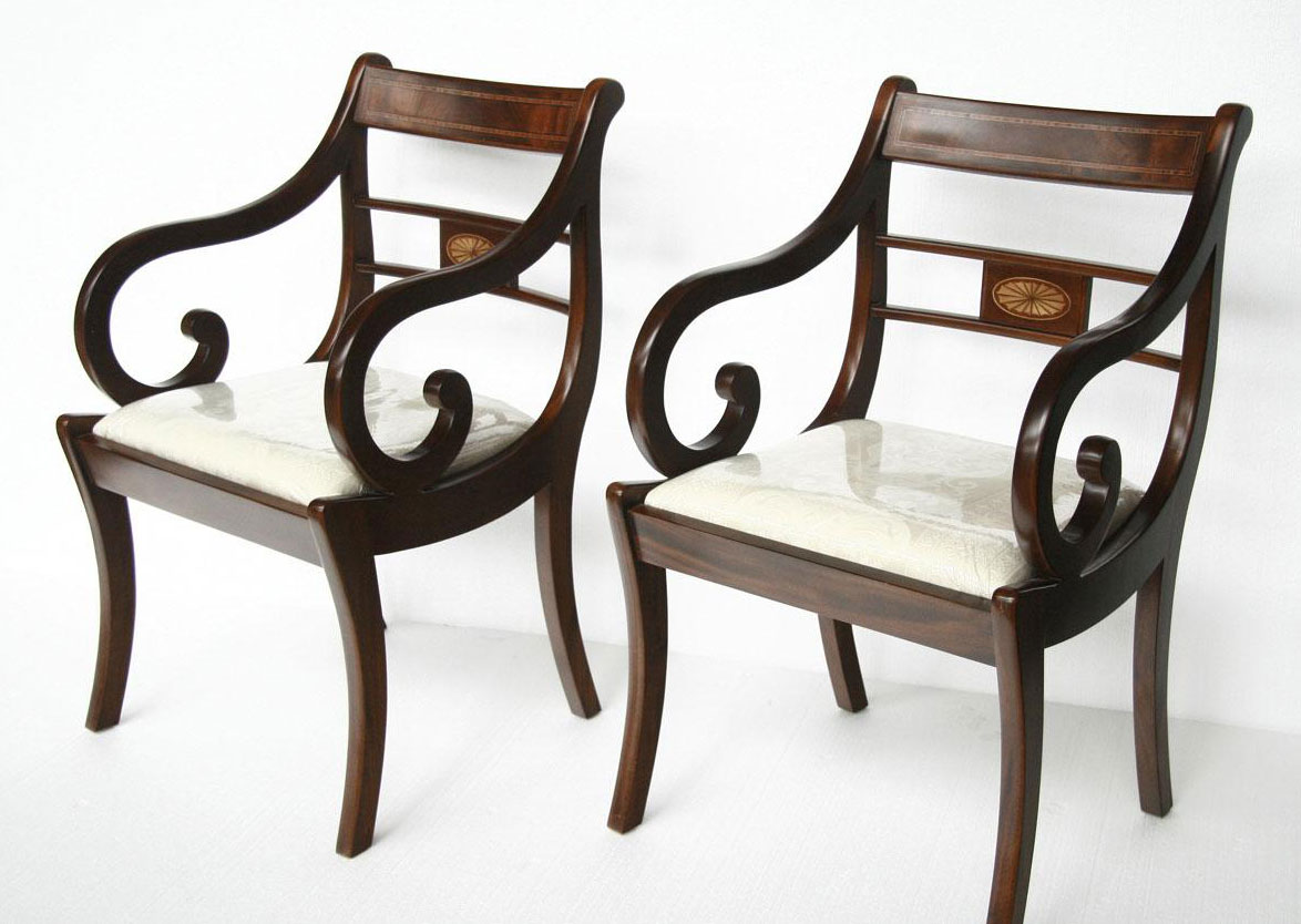 Chairs Gallery: Best Dining Room Armchairs