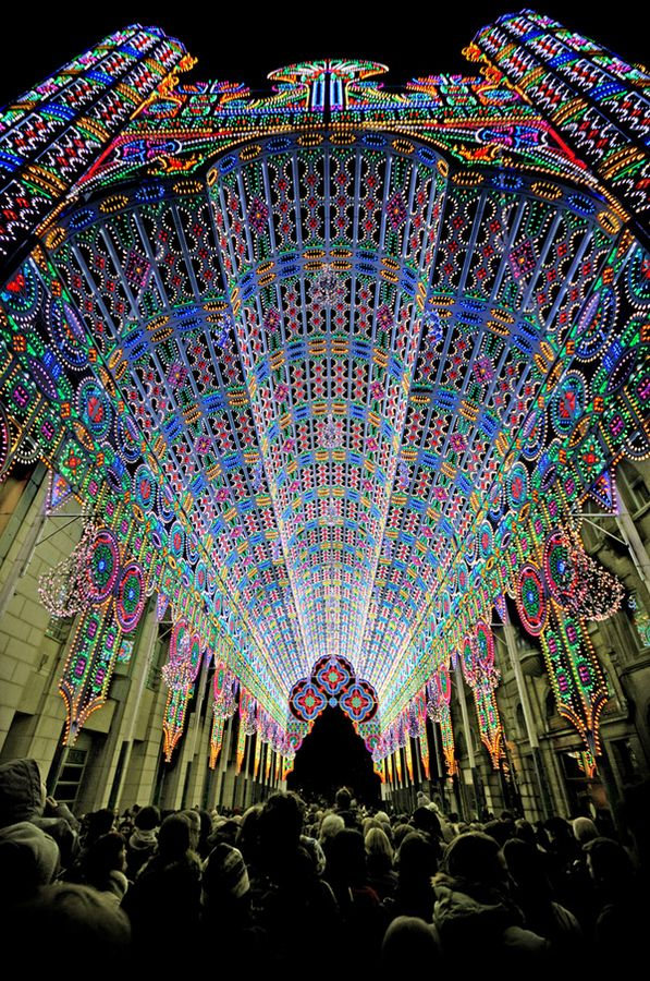 The 55,000 LED Cathedral