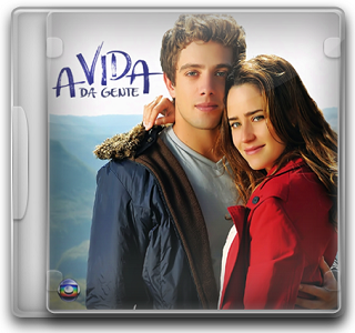 Capa CD A Vida Da Gente   Nacional (2011)