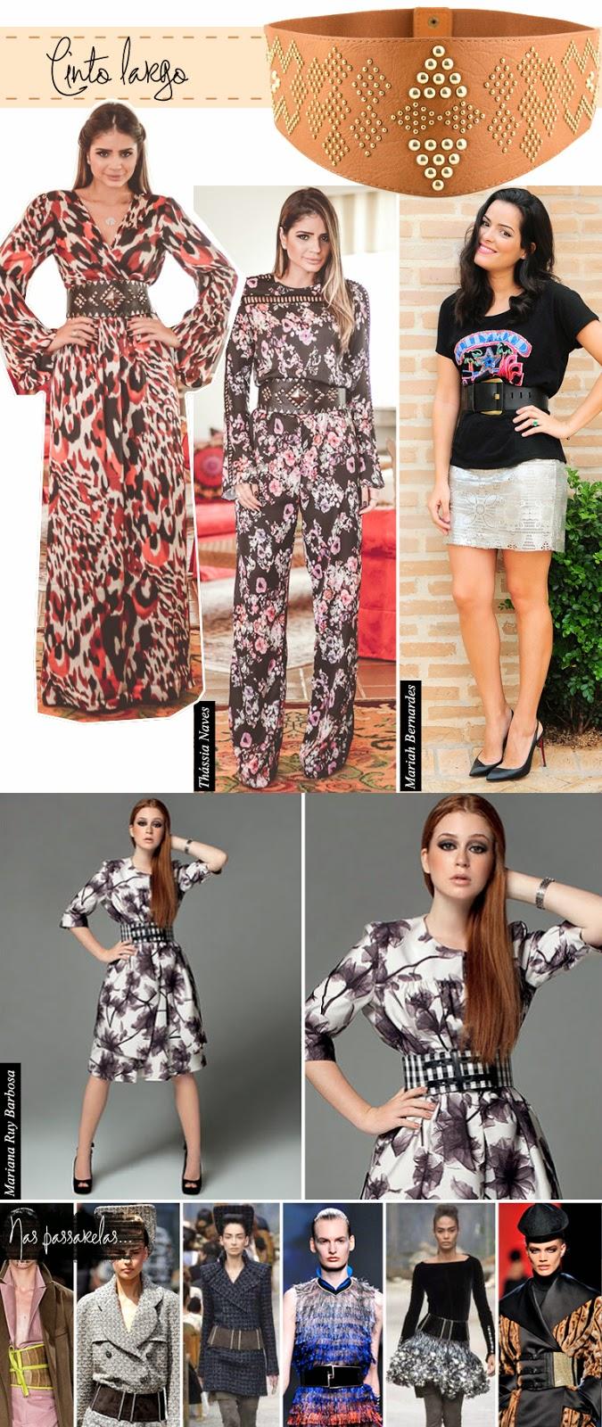 cinto, moda, fashion, style, estilo, famosas, inspiração, blogueira, joinville, blogger, Inspiração - Cinto largo