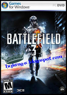 Battlefield 3 PC COVER