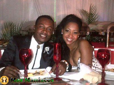 Izidine e Dama do Bling Casamento