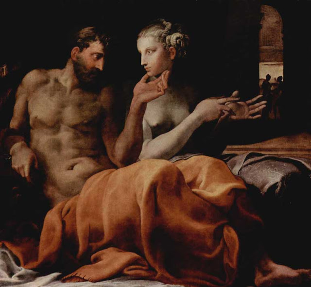 Most Famous Immortal Love Stories In History And Literature Odysseus and Penelope