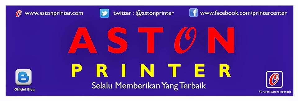 Blog Aston Printer | Toko Printer