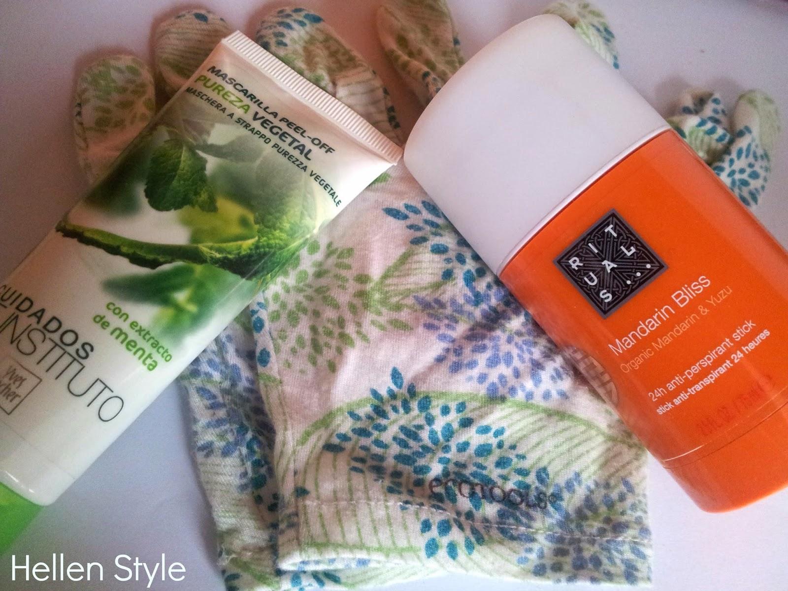 productos de cosmética no recomendados