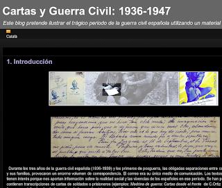 http://cartasguerracivil1936-1947.blogspot.com.es/