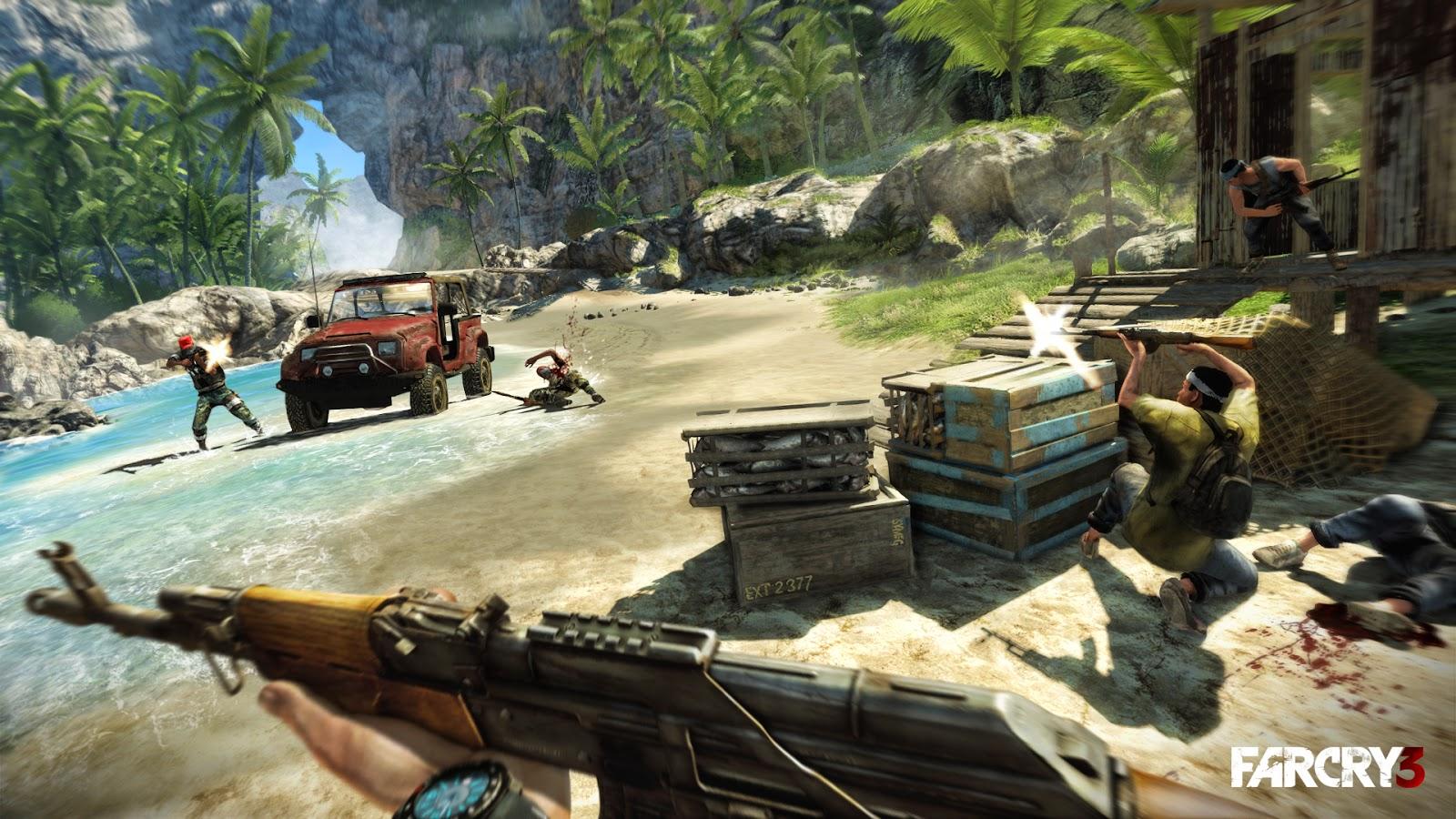 Far Cry 3 Compressed