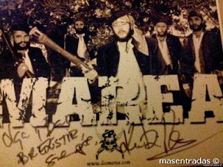 autografo de kutxi romero