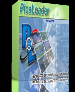 تحميل برنامج سحب جميع أنواع الصور من المواقع مجانا, PicaLoader