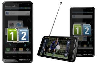 Motorola XT687 Atrix