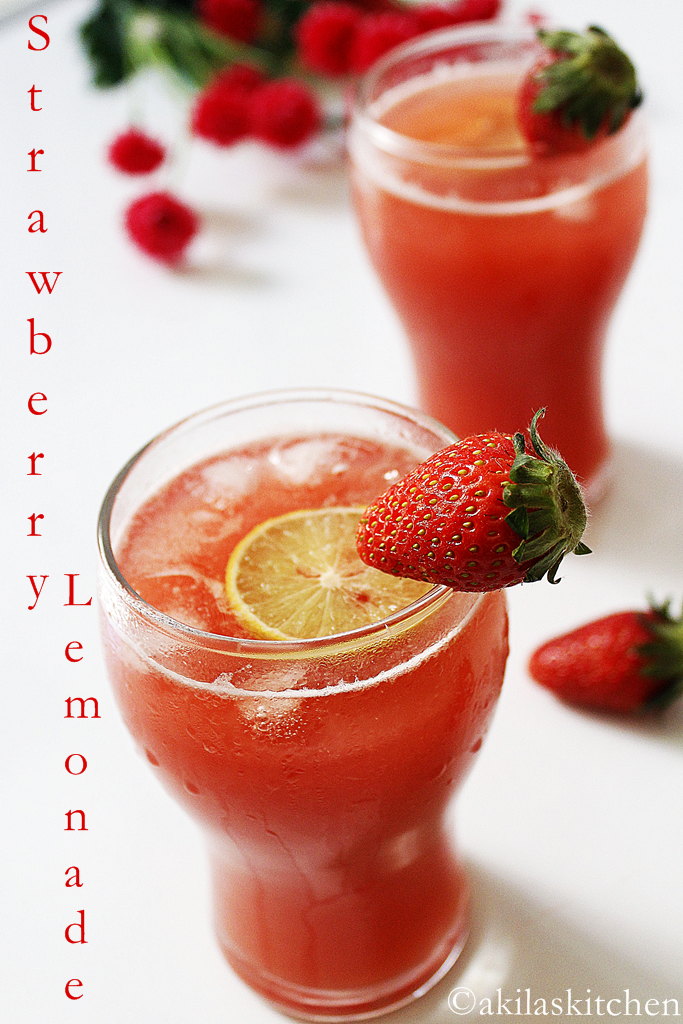 Strawberry-Lemonade