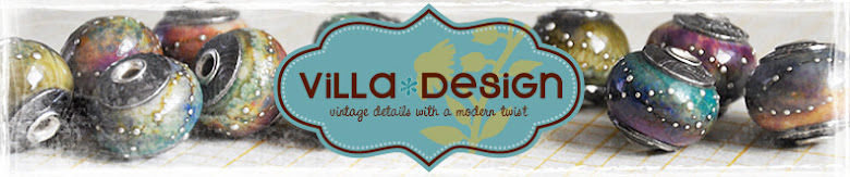 Villa Design ~ vintage details with a modern twist