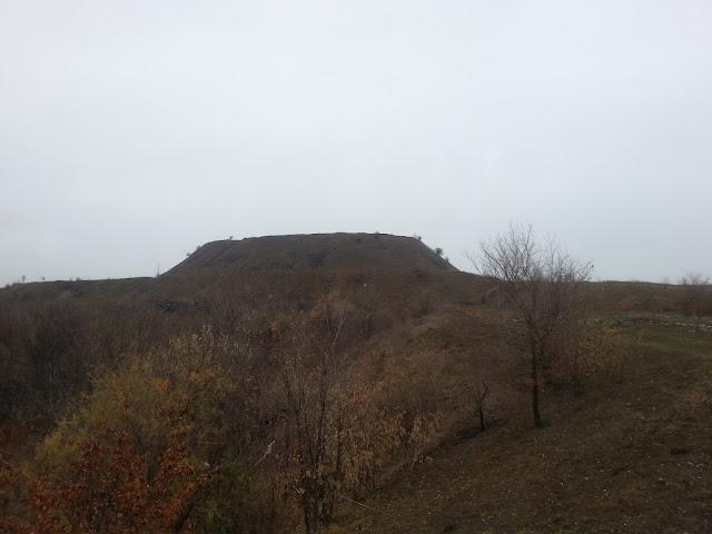 Вершина Бурщицкого отвала