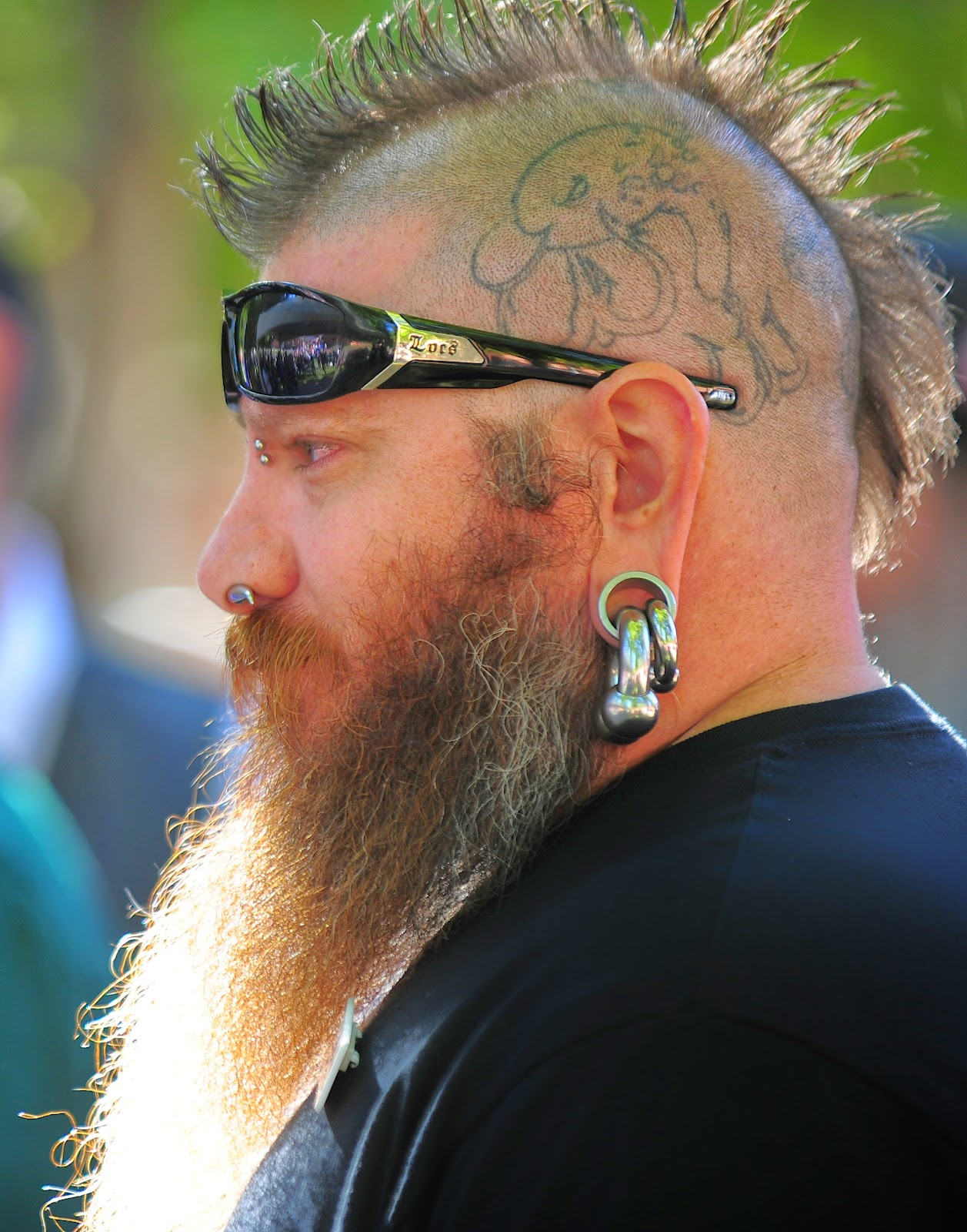 National Beard & Moustache Championships in Pictures