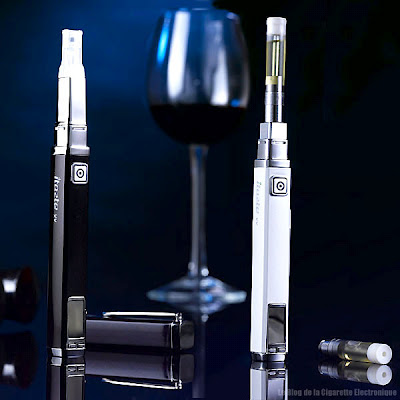 Cigarette Electronique Itaste VV