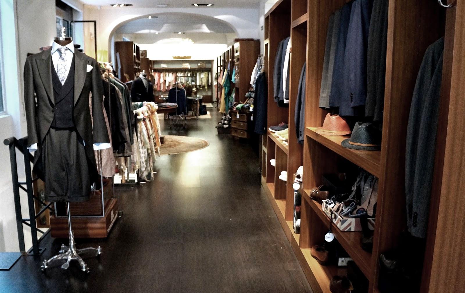 Anglomanía, Influencia, Madrid, menswear, sastrería, shops, Suits and Shirts, tienda,
