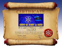 Nuestro Diploma-Certificado