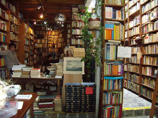 Que significa soñar con libreria