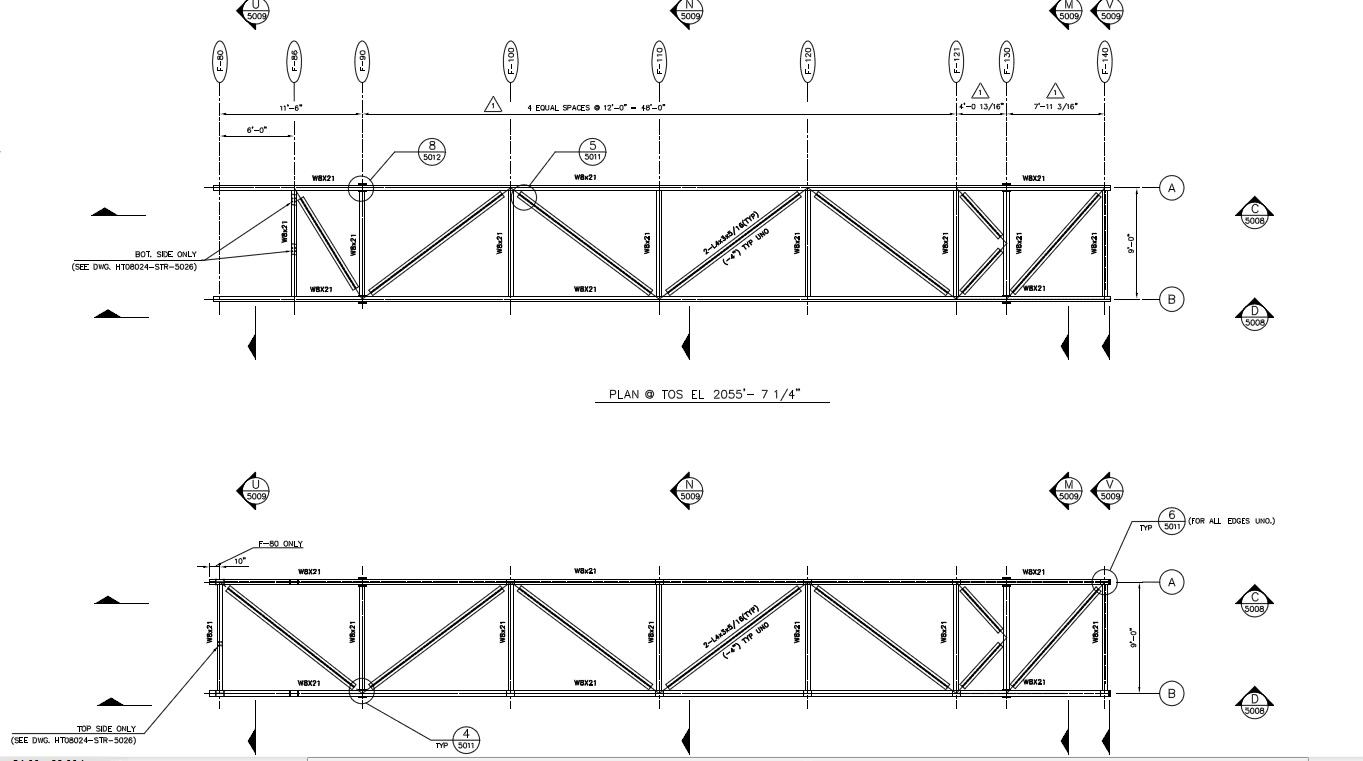 ... drawings piping bridges drawings details piping bridges 3d model