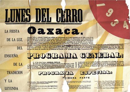 Libros De Oaxaca La Guelaguetza De Los Lunes Del Cerro