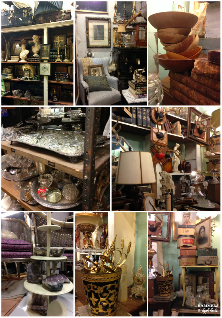 Hammers And High Heels Adventures In Antiquing A Make A