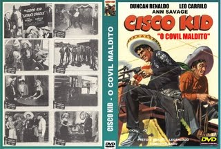 CISCO KID - O COVIL MALDITO - REMASTERIZADO