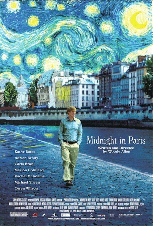film minuit a paris en streaming