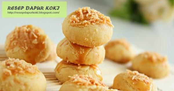 Resep Cara Membuat Kue Nastar Keju Isi Nanas Spesial Lembut dan Empuk ...
