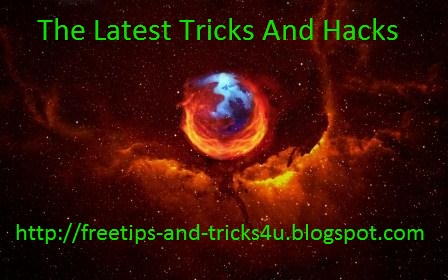 The Latest Tricks And Hacks (http://freetips-and-tricks4u.blogspot.com)